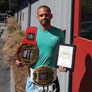 CHARLESTON MUAY THAI AND BOXING named BEST MARTIAL ARTS ACADEMY