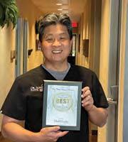 DR. SONNY O PLASTIC SURGERY named BEST PLASTIC SURGEON PRACTICE