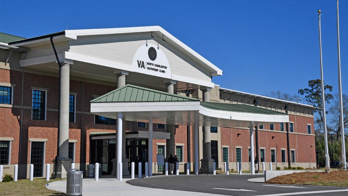 VA Outpatient Clinic, North Charleston, South Carolina