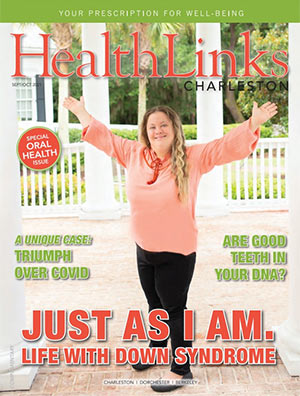 HealthLinks Charleston September/October 2021 cover