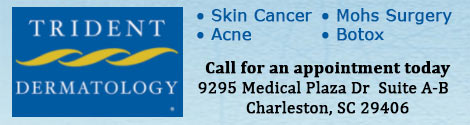 Trident Dermatology in Charleston, SC: Services For Skin Cancer, Acne, Mohs Surgery, Botox, Dermal Fillers, and More. Call For An Appointment Today!