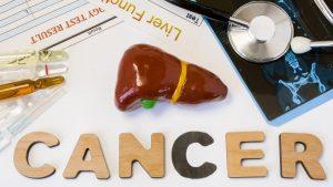 Illustration for Liver Cancer detection and prevention article.