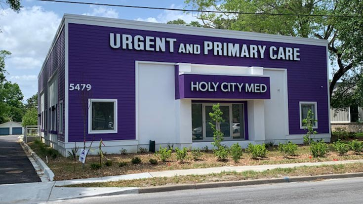 Holy City Med Urgent and Primary Care in North Charleston, SC